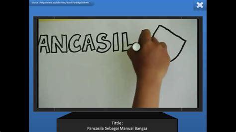 pancasila dalam konteks sejarah perjuangan bangsa indonesia the