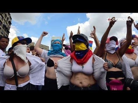 whatsapp de chicas venezolanas as 237 fue la marcha de mujeres en venezuela youtube