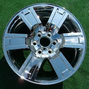 Ford Expedition Wheels Oem Wheels Direct Ford Expedition 20 Inch Chrome E Oem