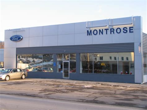 ford dealer pa file montrose pa ford auto dealer jpg wikimedia commons
