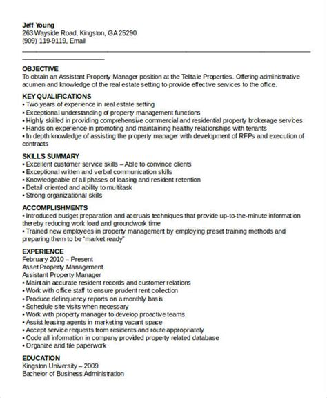 36 manager resume templates free premium templates