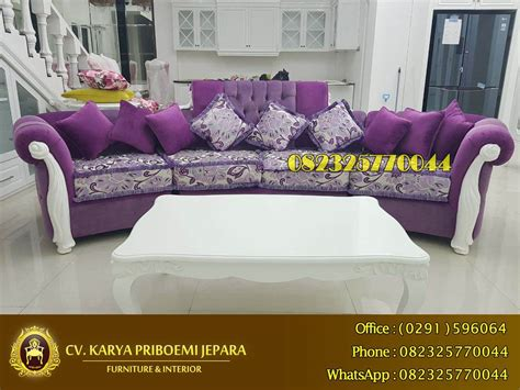 Sofa Mewah sofa keluarga barcelona mewah