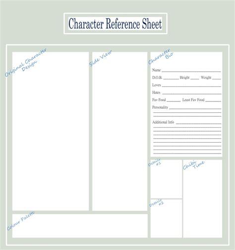 character reference sheet by arabelladonna on deviantart