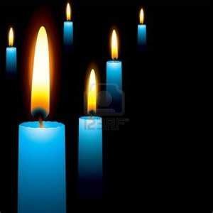 Blue Candles Blue Candle Diabetes