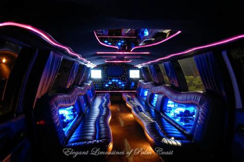 best limos in the inside daytona prom limos