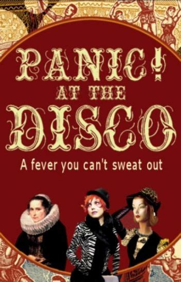 panic at the disco a picture with books panic at the disco lyrics a fever you can t sweat out