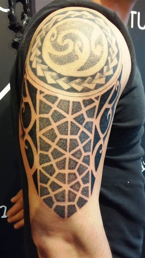 modern ink tattoo dna ink denia ink tattoos tatuajes geometric