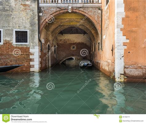 canal boat house venice canal and boat house stock photo image 61700771