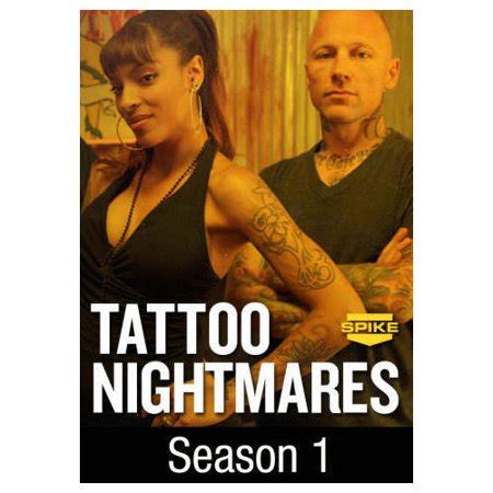 tattoo nightmares season 4 nightmares pirate season 1 ep 4 2012