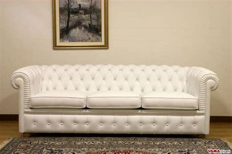 chester divano divano chesterfield con profondit 224 ridotta 3 posti in pelle