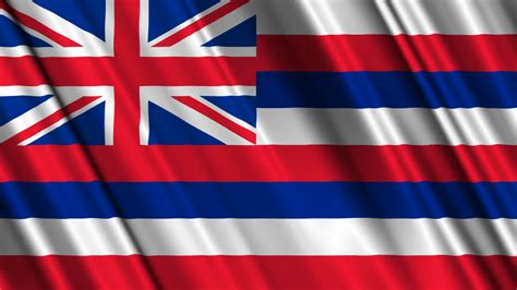 flags of the world hawaii flag of hawaii animation motion background videoblocks