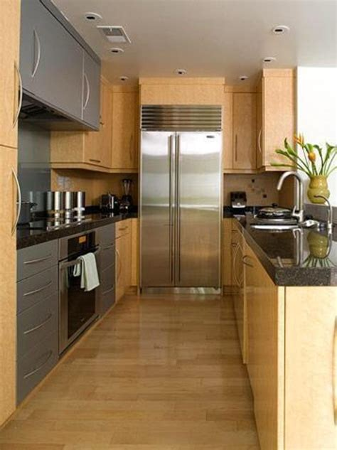 Gallery Kitchen Designs galley kitchen apartments i like blog