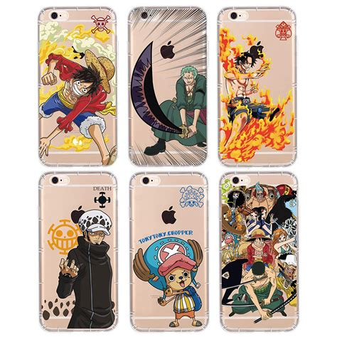 Zoro One Z0239 Iphone 7 2017 one for apple iphone 7 7 plus silicone soft monkey d luffy roronoa zoro clear