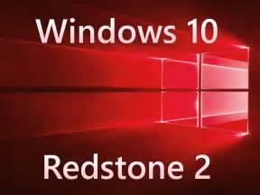 redstone le windows 10 une version redstone 2 pour 2017 cnet