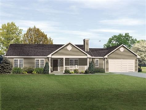 house plans ranch homes 1200 to 1700 sq ft