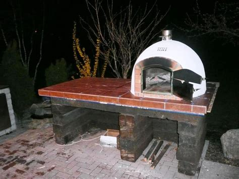 backyard pizza oven kits best outdoor pizza ovens plans jen joes design