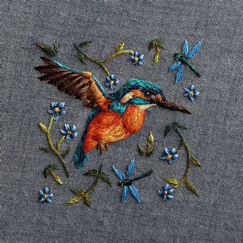 embroidery animals new densely embroidered animals by giordano