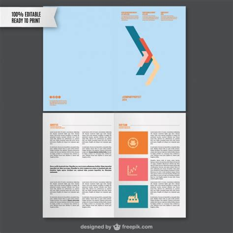 branding guidelines template vector free download