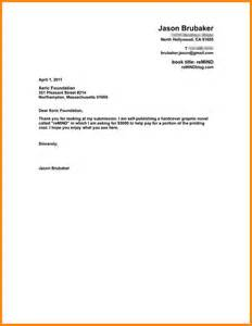 Cover Letter Purpose by Statement Letter Format Letter Format 2017