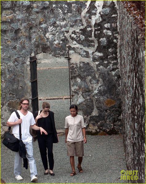 Brad Pitt Prison Brad Pitt Con Dao Island Photo 2600184