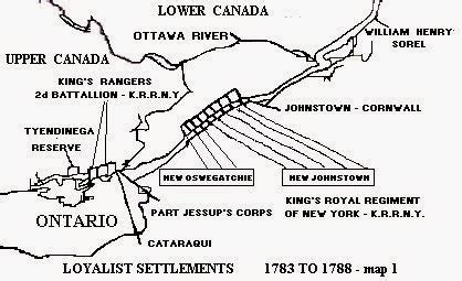 guide to finding a loyalist ancestor in canada ontario books a3genealogy canadian connection to american revolution