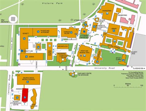 Of Leicester Distance Learning Mba by Leicester Cus Map My