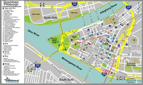 map of pittsburgh large pittsburgh maps for free and print high resolution and detailed maps