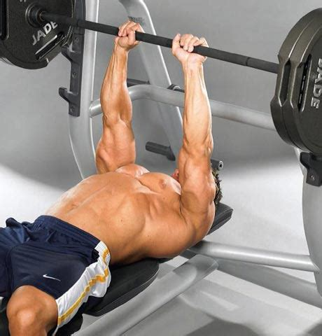 bench press procedure close grip bench press fitness health
