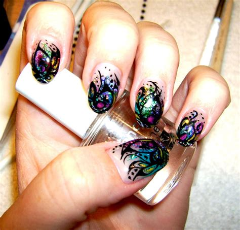 Pin By Leblanc On Nails Hair Clothes