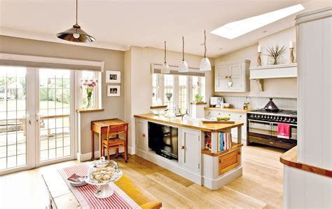 country kitchen diner ideas open plan kitchen diner living room country style keres 233 s kitchen living room dining