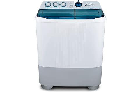 Mesin Cuci Sharp New es t95cr pk bk vk mesin cuci berteknologi tinggi hanya sharp