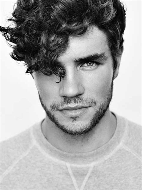 malr hair tumbir 25 haircuts for men with curly hair mens hairstyles 2017