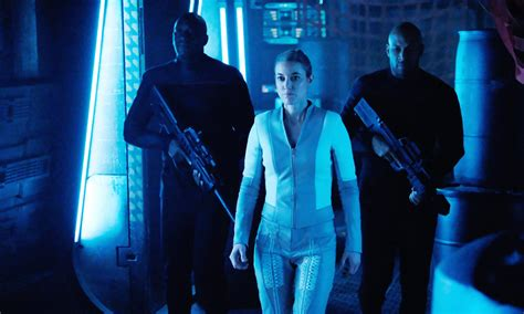 dark matter syfy episode 8 dark matter season 3 episode 8 review hot chocolate