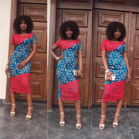 kamdora latest styles 2016 ankara styles 103 lace x ankara on fleek kamdora