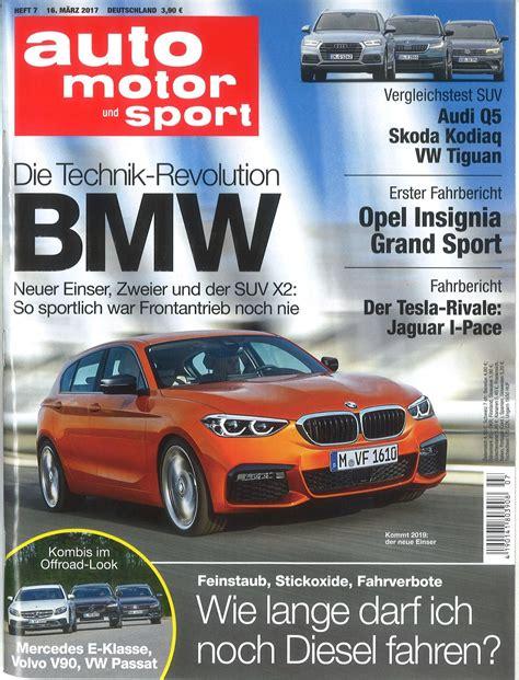 Auto Portale by Auto Motor Und Sport Auto Und Motor Zeitschriften