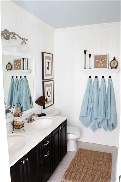decorating my bathroom coastal guest bath bathroom designs how to decorate series day 6 window treatment tips by