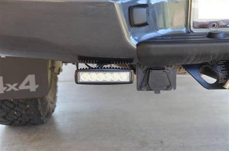 led bumper backup lights dually flush mount rear bumper tacoma