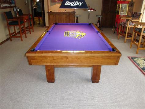 Nfl Pool Table Lights On Winlights Com Deluxe Interior