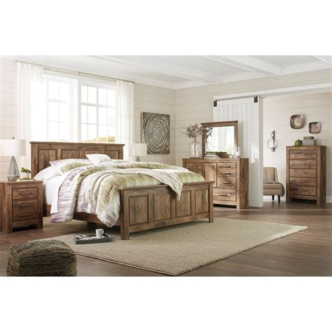 signature design bedroom furniture signature design by ashley blaneville queen bedroom group