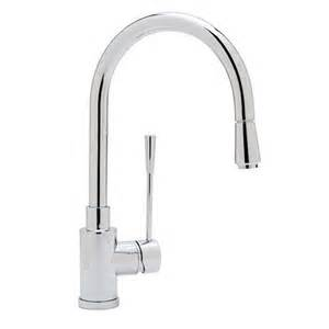 blanco kitchen faucets with sprayer white gold shop blanco torino 1 handle handle deck mount pull out
