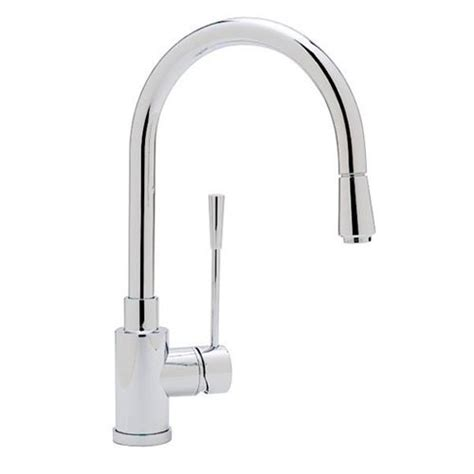 Blanco Faucet by Blanco 44059 Kontrole Kitchen Faucet With Metal Pulldown Spray