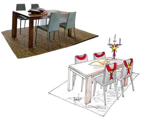 sedie rivestite sedie in festa per natale