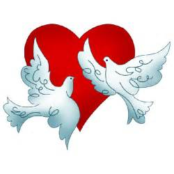 Wedding doves clipart cliparthut free clipart