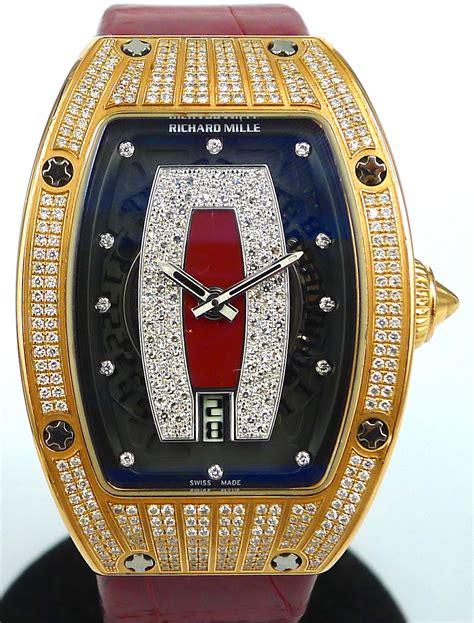 Richard Mille Syahrini Rm007 Rosegold richard mille rm007 gold gr luxury singapore rolex reliable dealer