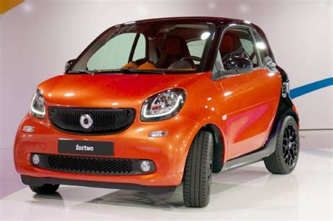 mileage for smart car new 2016 smart car fortwo photos mileage mpg