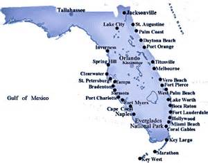 florida map with cities and airports map of florida airports pictures to pin on