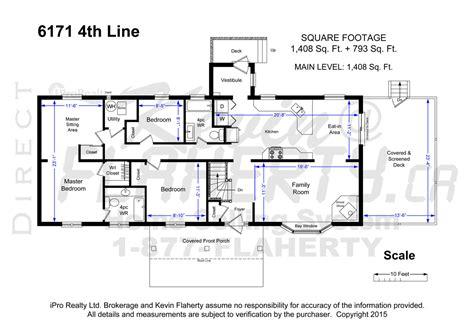 floorplan main line mini 6171 4th line tottenham real estate listing