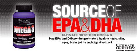 Ultimate Nutrition Un 1000 Mg 90 Softgels omega 3 90 softgels ultimate nutrition scontato a