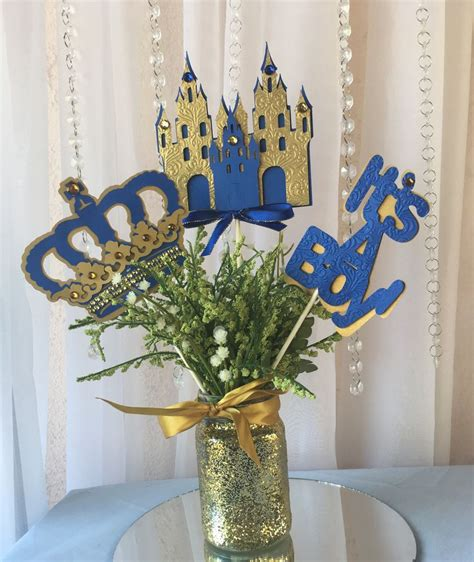 Baby Shower Crown Centerpieces by 38 Best Crown Centerpieces Royal Crown Images On