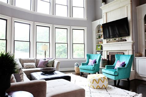s living room quot ponder quot ing your wall color s